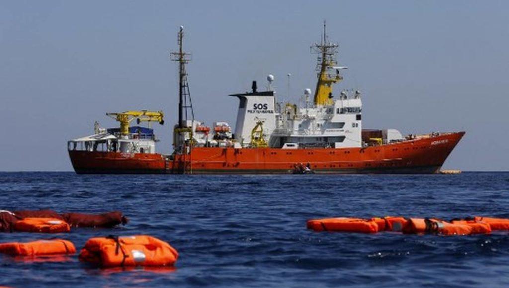 Cluster maritime entre Tunisie et Italie